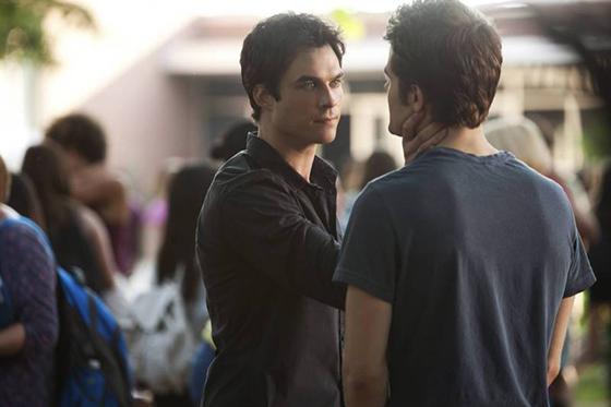 The Vampire Diaries- True Lies (5x02) - CraveyouTV | TV Show